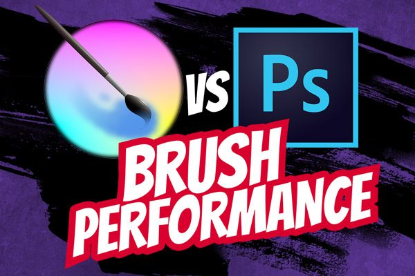 Is Krita slow and laggy? | Krita vs Photoshop brush performance